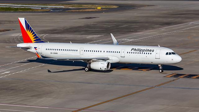 Philippines Airlines RP-C9906 plb20-1015