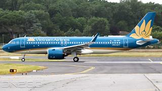 Volaris A320-271N msn 10574 XA-VRY