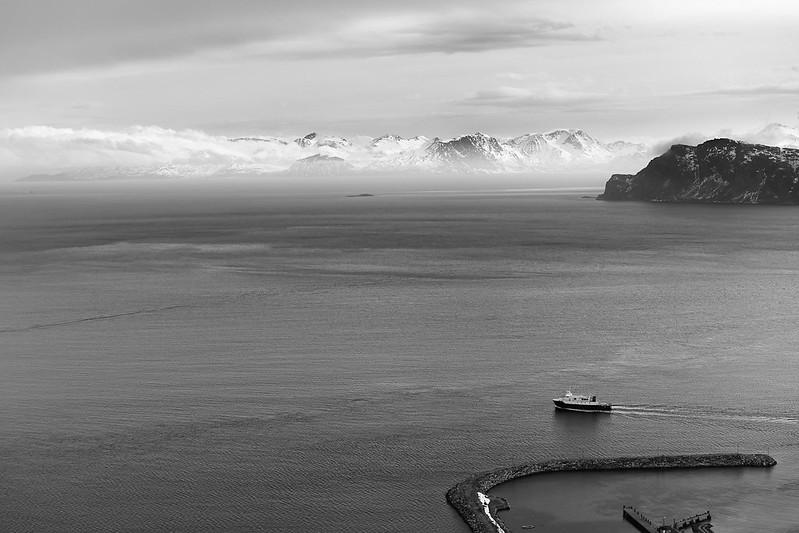 Storstein & Kvænangen. Arctic Norway