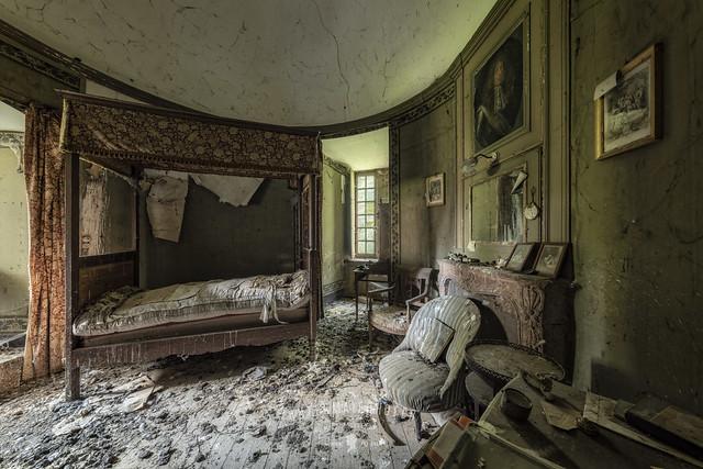chambre des chouettes