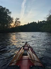 #namakagonriver #kayaking #river #sunset