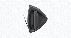 New Smart ForTwo 450 outer door handle + cable left or right