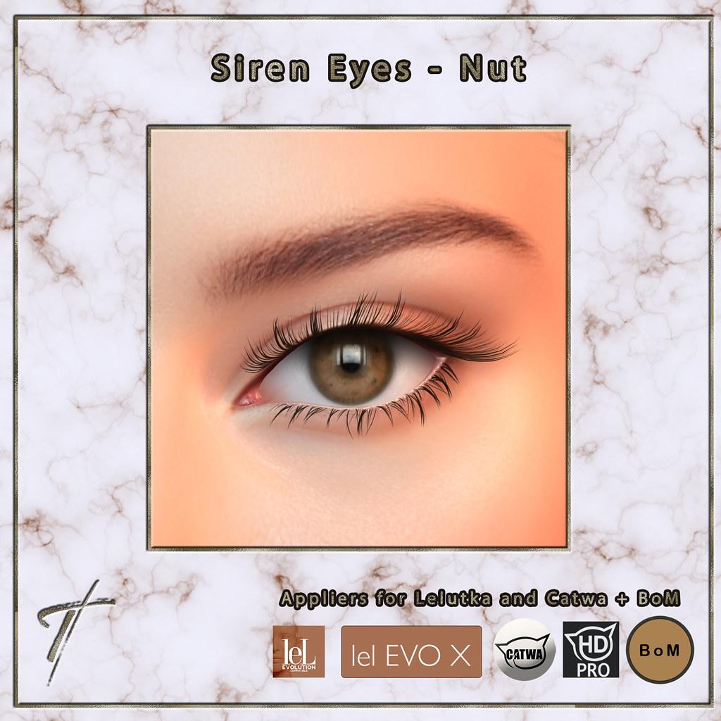 Tville – Siren Eyes *nut*