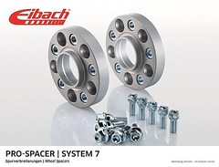 Track widening Spacer 30 mm for Smart Roadster and ForTwo models 60 mm per axel