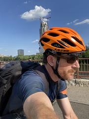 #cyclingcommute #garminconnects #mpls