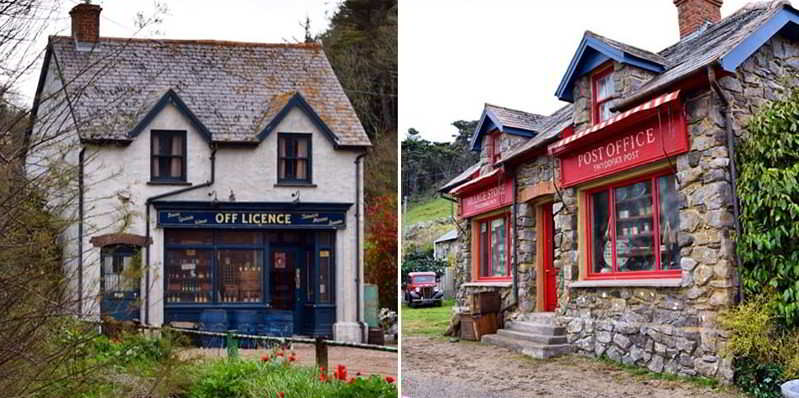 Fake stores in Cairnholm