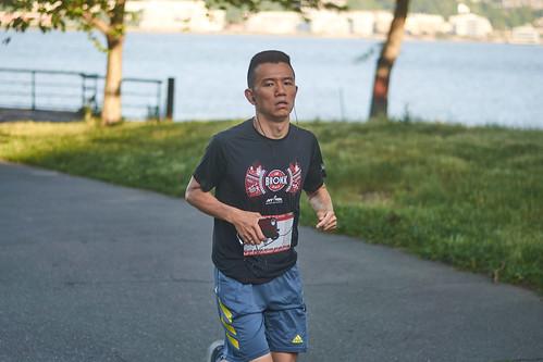 Citytri Race Again at Riverside Park 2021
