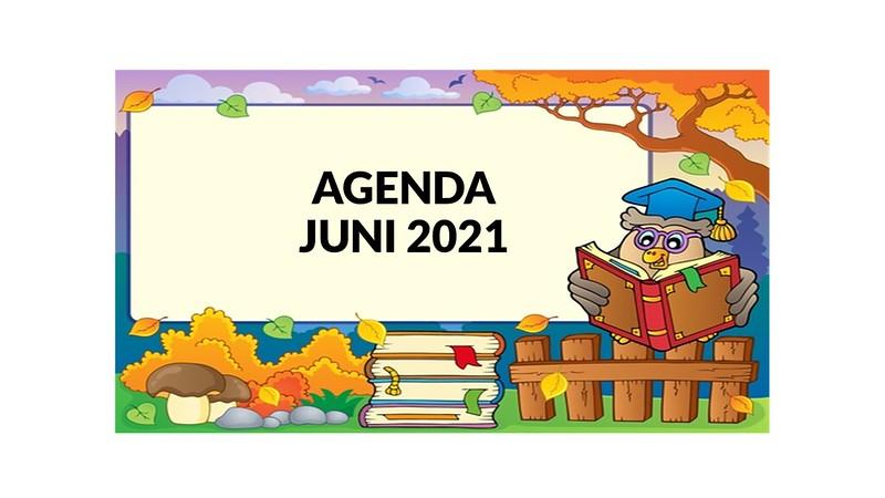 AGENDA BULAN JUNI 2021