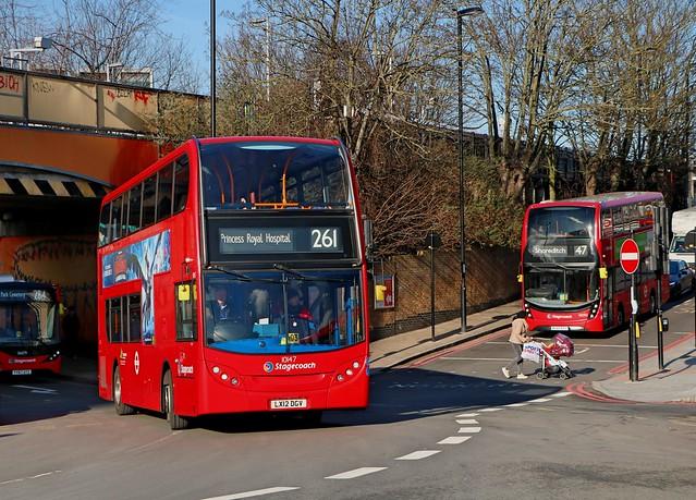 Stagecoach London - 10147 - LX12DGV
