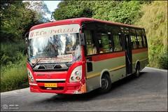 KA20D4817, Hanuman - Lakshmidevi Marcopolo Tata Ultra Shivamogga Mangalore Express