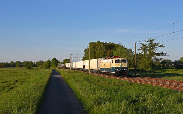 SEL 181 211-4 - Borstel (Kreis Segeberg)