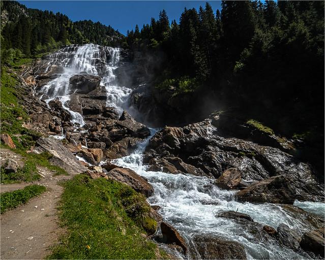 Grawa - Wasserfall
