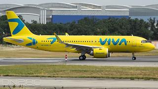 Viva Air Colombia A320-251N msn 10482 HK-5366-X