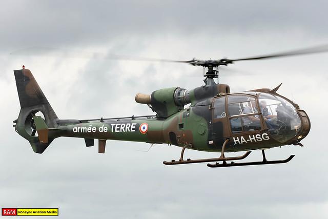 HA-HSG | Aérospatiale SA 342M Gazelle | Private