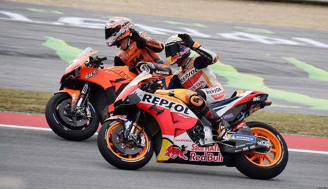 Honda / Pol ESPARGARO / SPA / Repsol Honda Team