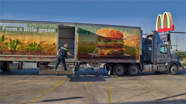 Where Hamburgers Come From