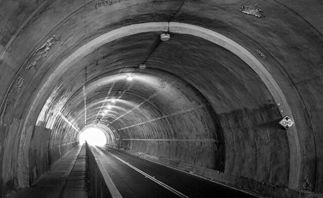 Tunnel to Keller Beach