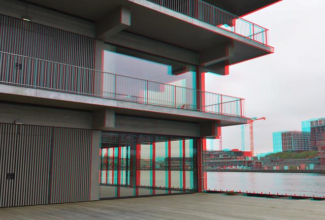 Floating Office FOR Rijnhaven Rotterdam 3D