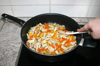 15 - Braise bell pepper / Paprika andünsten