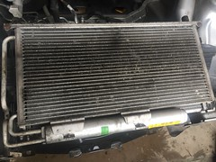 Smart Roadster 452 radiator with condenser