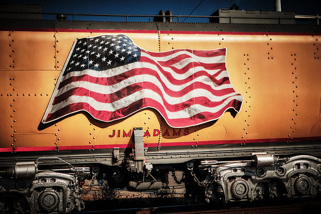 Americana on the Union Pacific