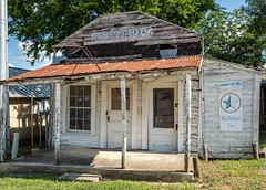Lost in McMahan, Texas