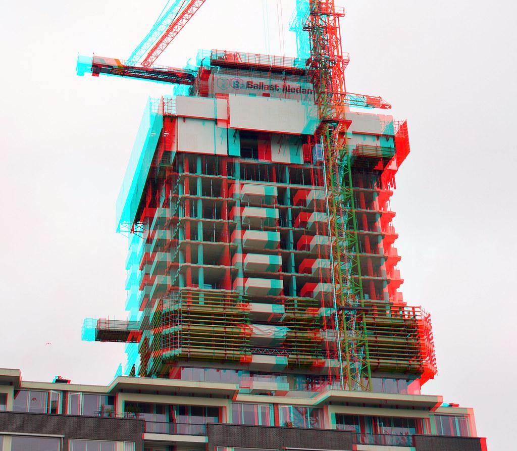 Cooltower Rotterdam  juni 2021 3D