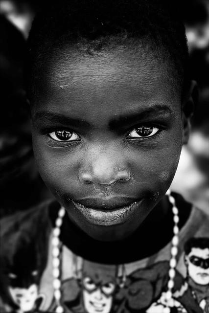 Tepeth Girl