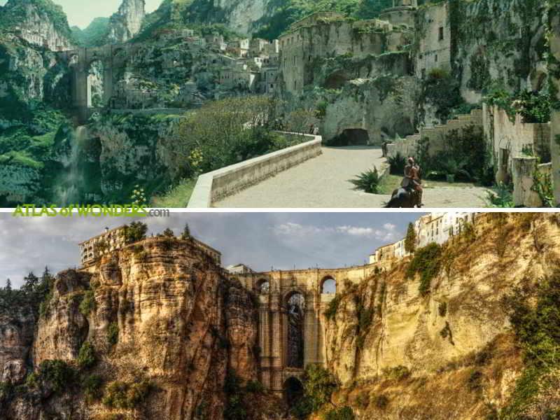 Where is Wonder Woman island