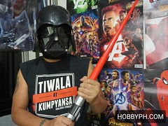 May the Force Be with You Always! #HappyFathersDay #Hobbyph