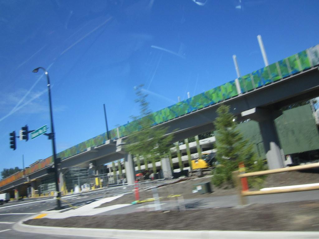 South Bellevue Light rail station