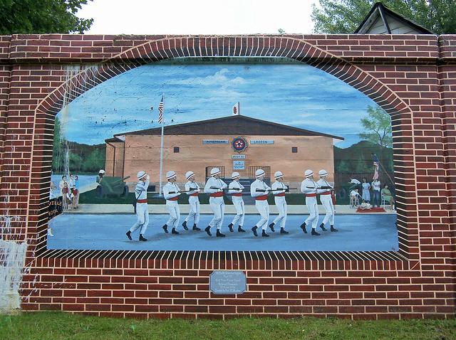 OH Wellsville - Mural 29
