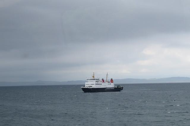 Argyle approaching Wemyss Bay