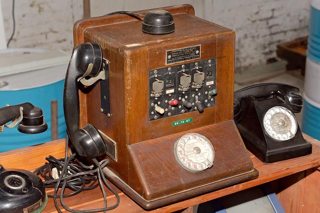 Centrale téléphonique