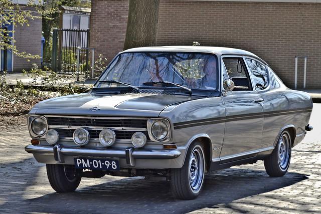 Opel Kadett L Rallye 1967 (2089)