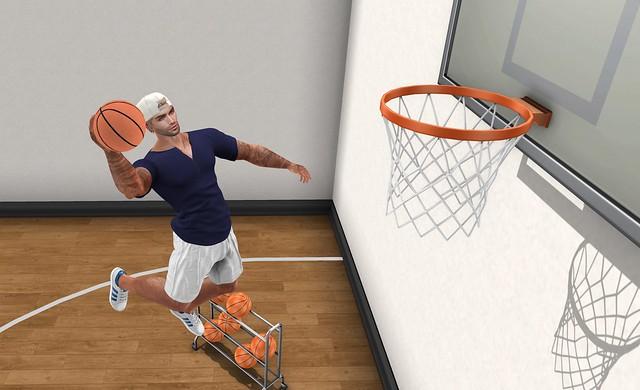 Basketball Training!