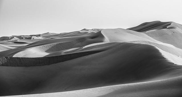 Curving Art - mono - Oman 164