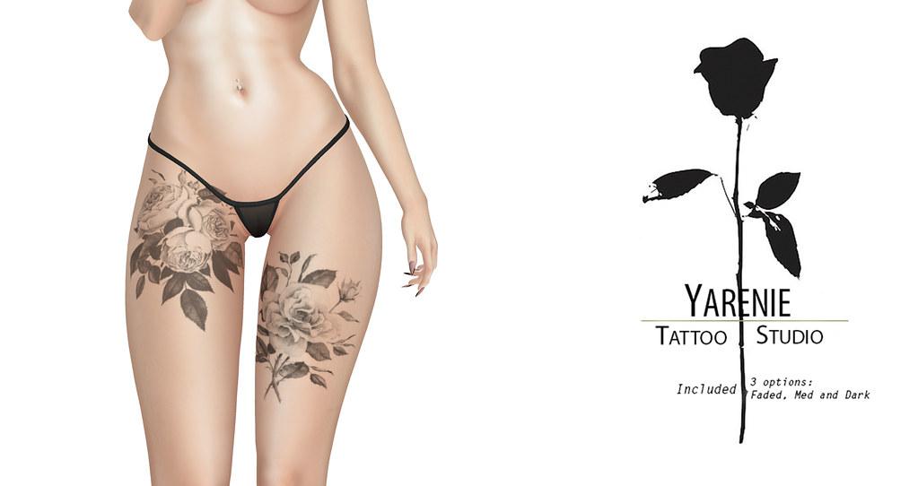 Adoring Tattoo