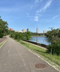 #cyclingcommute #heron #garminconnects
