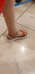 Candid feet 2021
