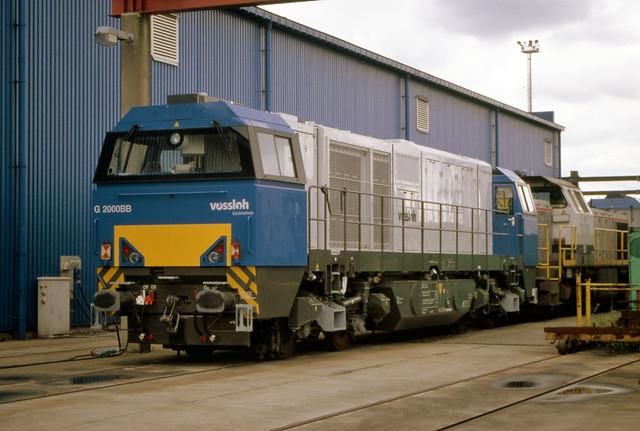 Er waren eens 57ers bij B-Cargo en B-Logistics
