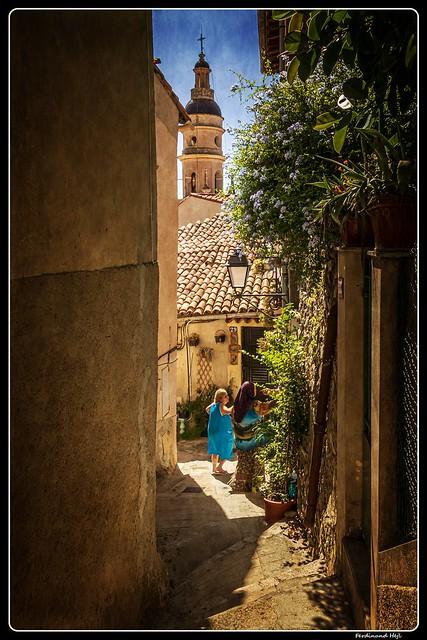 Menton_Provence-Alpes-Côte d'Azur_France