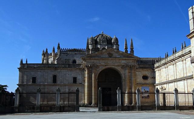 Catedral de Zamora, España.