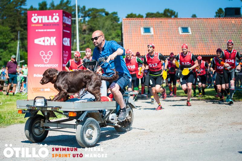 ÖTILLÖ Swimrun Utö 2021 Sprint & Experience