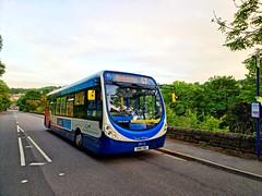 Stagecoach Sheffield 39110 SN18 XWX Service 57
