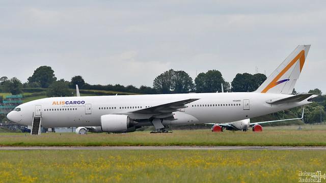 AlisCargo Airlines 🇮🇹 Boeing 777-200 N528BC