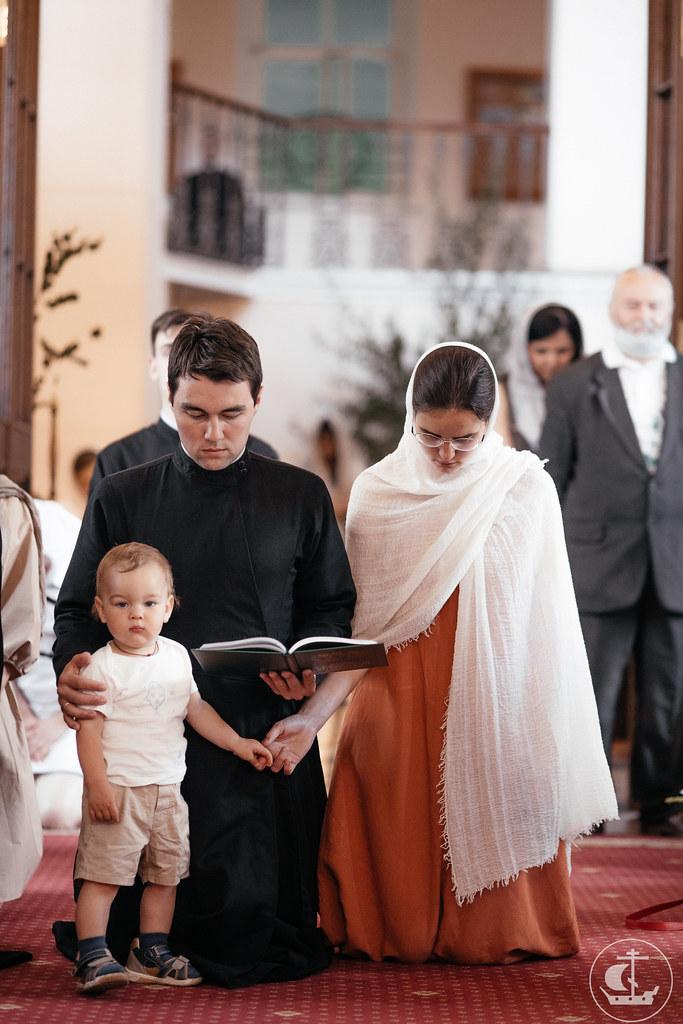 19-20 июня 2021. День Святой Троицы. Пятидесятница / 19-20 June 2021. Trinity Sunday. Pentecost