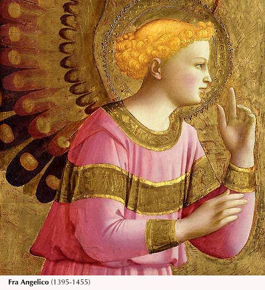 Fra Angelico - ángel