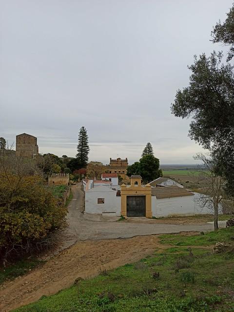 Palacio y Cortijo de Los Llanos de Gandul, Alcalá de Guadaíra, Sevilla