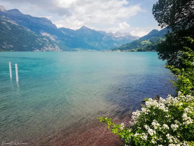 Walenstadt Lake